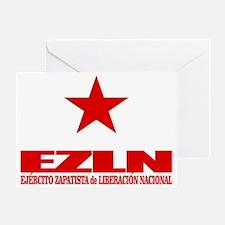 EZLN Greeting Card