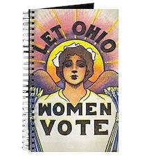 LET OHIO WOMEN VOTE Journal