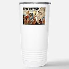 FDR OUR FRIEND Travel Mug