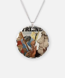 FDR OUR FRIEND Necklace