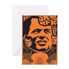 SRO FOR RFK Greeting Card