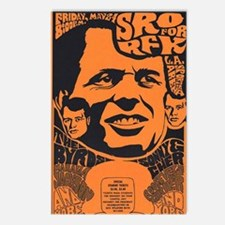 SRO FOR RFK Postcards (Package of 8)