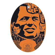 SRO FOR RFK Oval Ornament