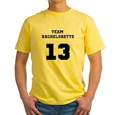 Team Bachelorette Black 13 T