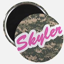 Camo Custom Skyler Magnet