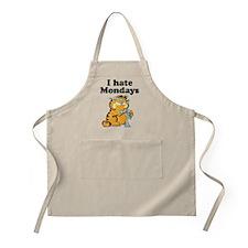 I Hate Mondays Apron