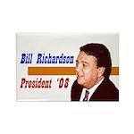 Bill Richardson 2008 Campaign Magnet