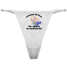 superbaby Classic Thong