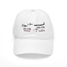 KC-135 Stratotanker re-fueling the B-52 Baseball Cap