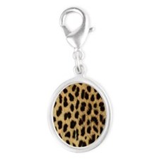 Leopard Print Charms