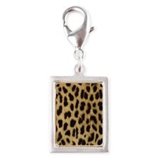 Leopard Print Charms