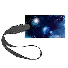 Universe Luggage Tag
