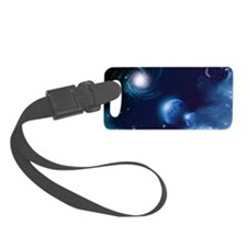 Universe Luggage Tag