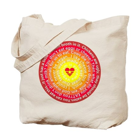 The Color Of Vegan Tote Bag
