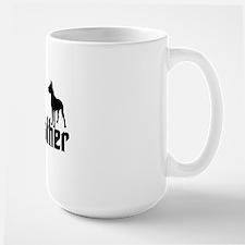 The Dane Father Large Mug