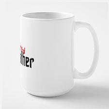 the colon father retired Large Mug