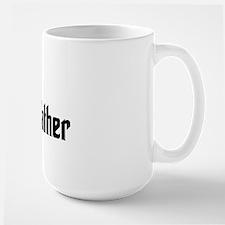 the colon father Large Mug