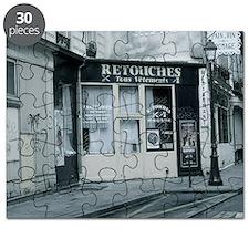 Paris facade Puzzle