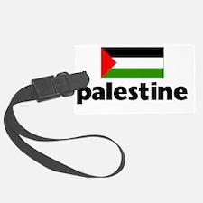 I HEART PALESTINE FLAG Luggage Tag