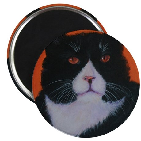 Walter Orange 2 Magnet