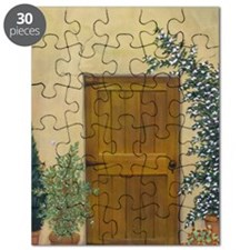 StephanieAM Wood Door1a Puzzle