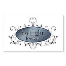 Twilight Forever Logo 2 Decal