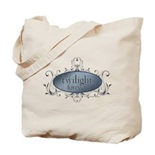 Twilight Forever Logo 2 Tote Bag