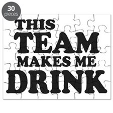 This Team Makes Me Drink Puzzle