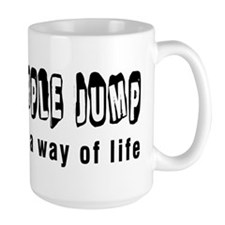 Triple Jump it is a way of life Mug