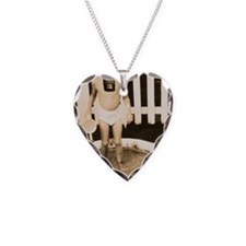 Gas mask Play Necklace