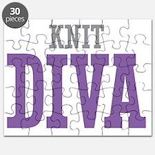 Knit DIVA Puzzle