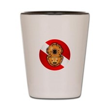Key West Marine Salvage Shot Glass
