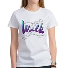 Walk - Just one foot Tee