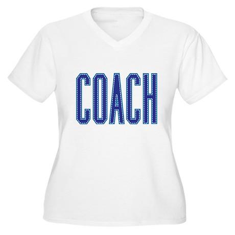 Coach Plus Size T-Shirt