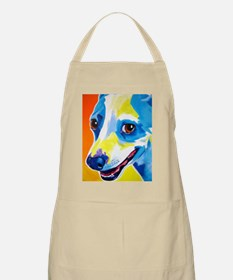 Jack Russell #4 Apron