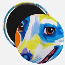 Jack Russell #4 Magnet