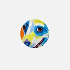 Jack Russell #4 Mini Button