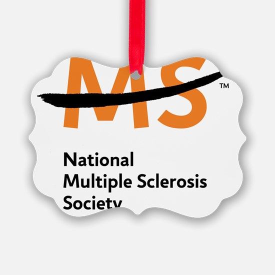 National MS Society Ornament