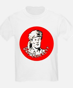Davy Crockett #1 T-Shirt