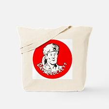 Davy Crockett #1 Tote Bag