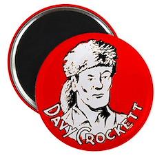 """Davy Crockett #1 2.25"""" Magnet (100 pack)"""