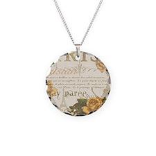 Vintage Paris Necklace