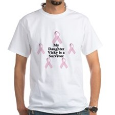 My Daughter Vicky is a Survivor Shirt