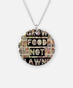 Grow Food Necklace
