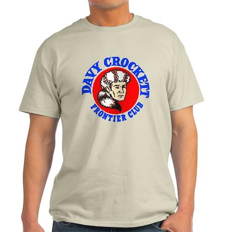 Davy Crockett #2 Light T-Shirt