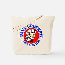 Davy Crockett #2 Tote Bag