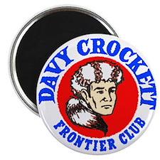 Davy Crockett #2 Magnet