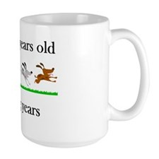 40 birthday dog years 1 Mug