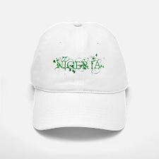 NIGERIA Baseball Baseball Cap
