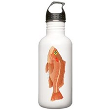 Vermilion Rockfish (Re Water Bottle